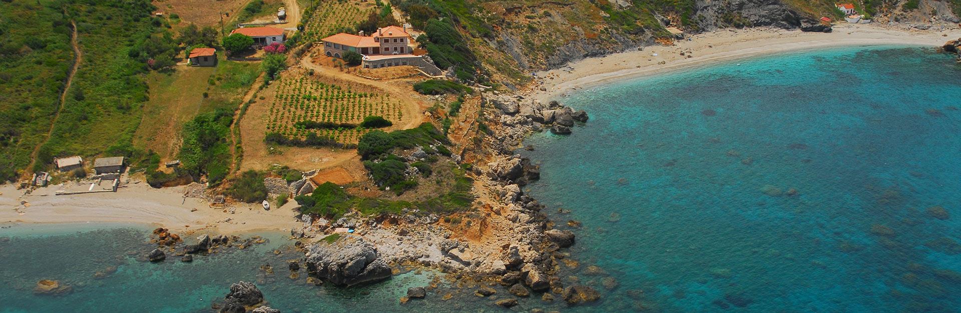 St George's House Potistika, Pelion Greece
